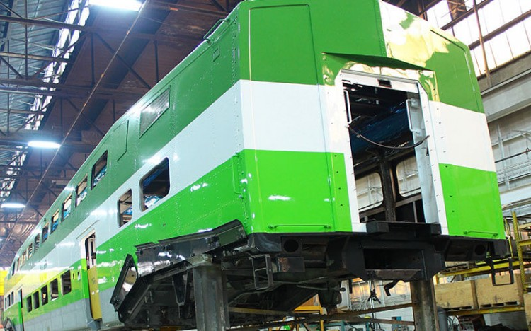 Cad Railway Industries Ltd. is planning to remanufacture passenger railcars in the US Market and is seeking DBEs certified under 49 CFR Part 26 and SB
